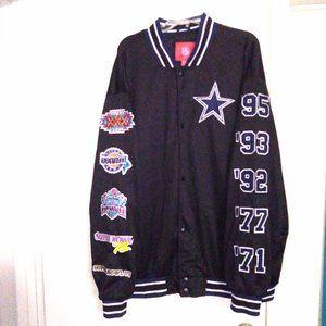 NFL Dallas Cowboys Super Bowl Jacket 3XL